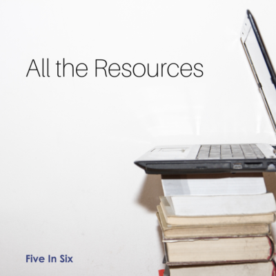 All the Resources