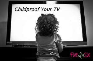 How To Childproof Your Television