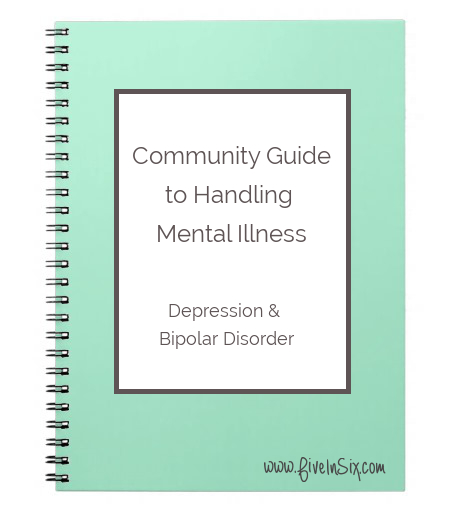 A Guide on Mental Illness for Community Groups